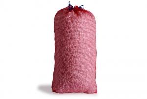 Saco de Polymesh rojo