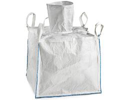 Big Bag Valvula de Carga y Fondo Plano 2