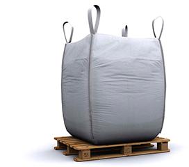 Big Bag sobre Palet