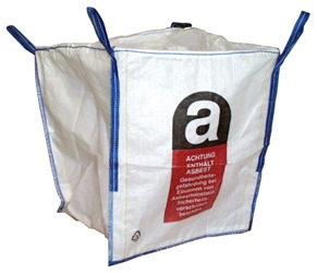 Big Bag Asbestos Amianto 5
