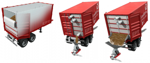 Container Liner Camion 3