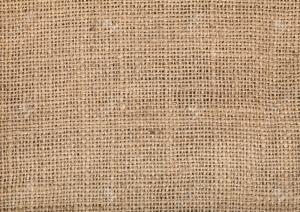 Old burlap texture pattern background