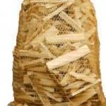 Saco de Polymesh con Leña