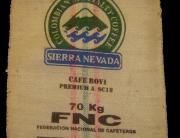 Saco de Yute de Café