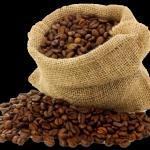 Saco de Yute con Café
