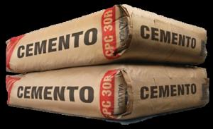Saco de papel para cemento
