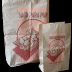 Saco de papel para pan