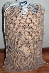Saco de rachel con nueces