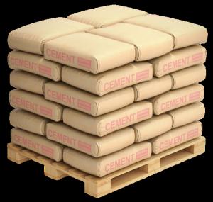 Sacos de papel para cemento