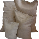 Sacos de Yute de diferentes tamaños