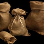 Sacos de Yute de pequeño formato