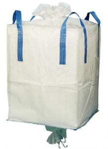 Big Bag con camisa y valvula de descarga Cross Corner 1