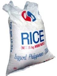 Saco de rfia para arroz