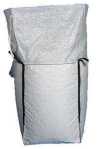 Big Bag con camisa y fondo plano 4