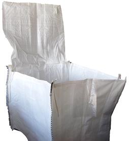 Big Bag con tapa y fondo plano 3S