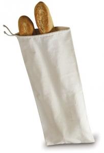 Saco de algodon con pan