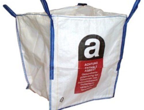 Big Bags para Asbestos o Amianto