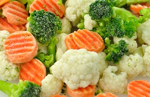 Verduras Conjeladas
