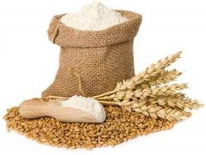 Saco de yute con harina 2
