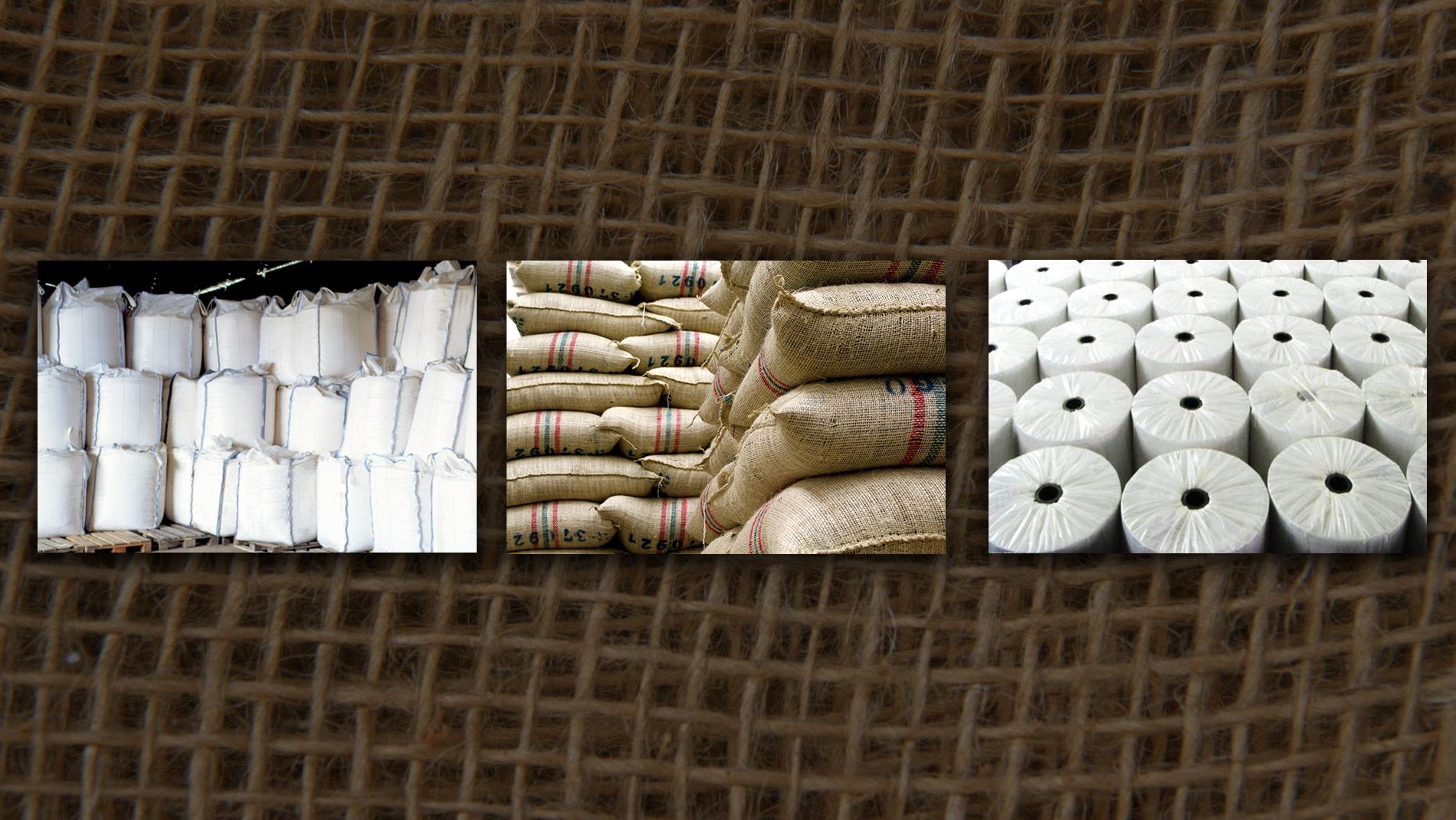 big bags sacos arpilleras
